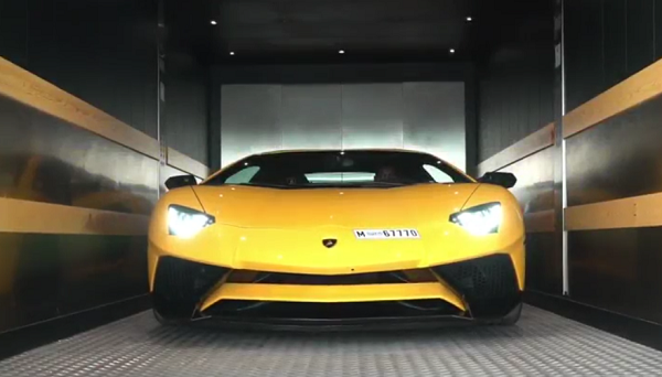 Ceramic Pro with World's Largest Lamborghini Dealership
