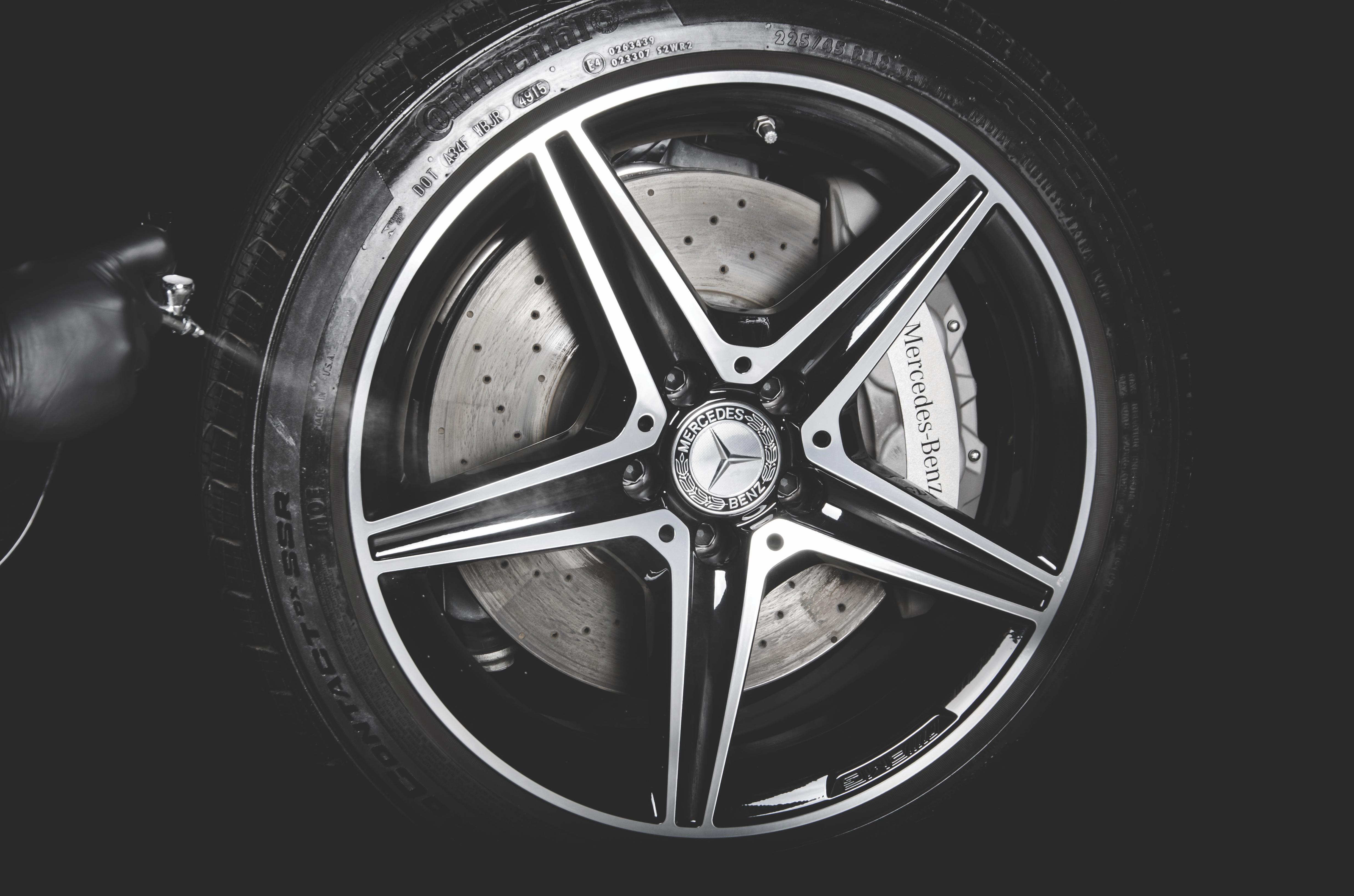 Protection with Ceramic Pro Wheel&Caliper: