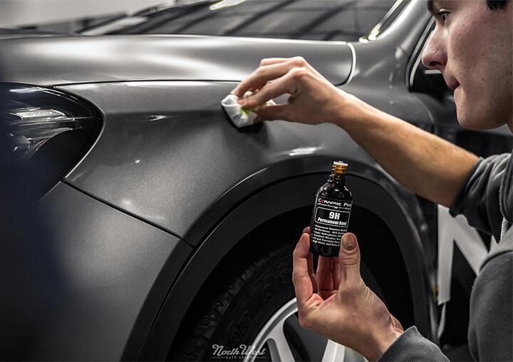 Vehicle coating