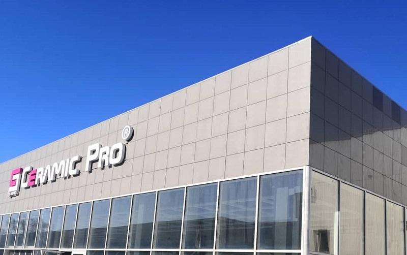 Открытие авторизованного центра Ceramic Pro Улан-Удэ